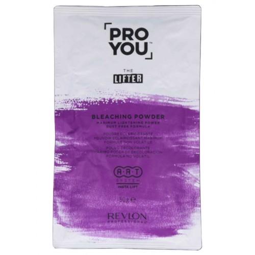 Polvo Decolorante The Lifter Bleaching Powder 50gr Revlon