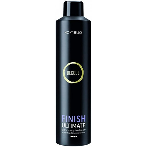 Laca Extrafuerte en Spray Decode Finish Ultimate 400ml Montibello