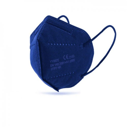 Mascarilla FFP2 10uds Azul Marino