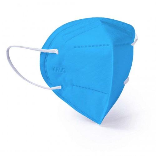 Mascarilla FFP2 Azul Eléctrico