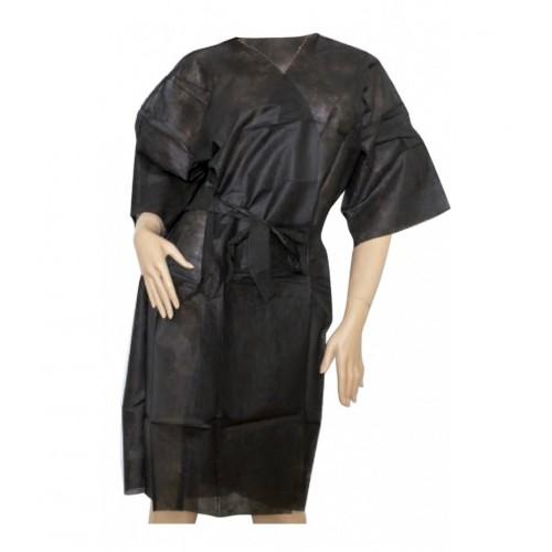 Kimono Negro Tnt Labor Pro