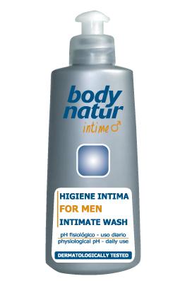 Gel Intimo Masculino 200ml Body Natur