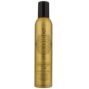 Espuma Oro Fluido Curly Strong 300ml Revlon