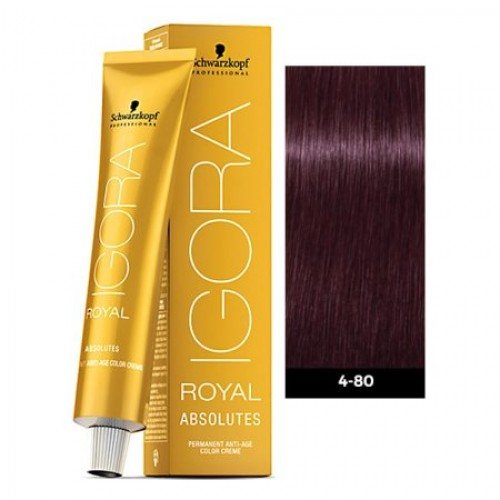 Igora Royal 4-80 Absolutes