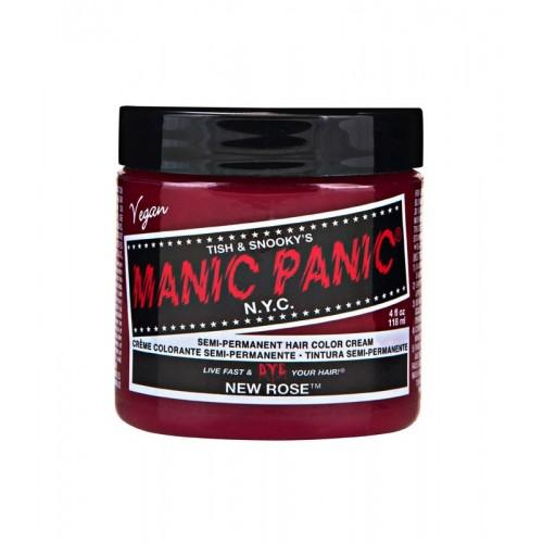 Tinte fantasía semipermanente Classic New Rose Manic Panic