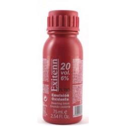 Oxigenada crema 20 volumenes Individual 75ml Exitenn