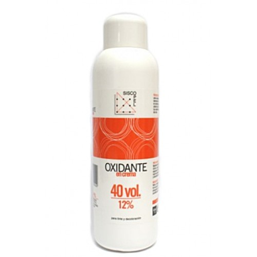 Oxigenada 40 volumenes Crema 1000ml Siscopel