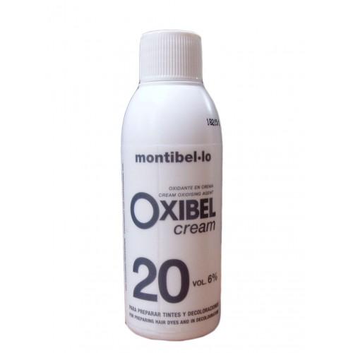 Mini Oxigenada 20 volumenes 60ml Montibello