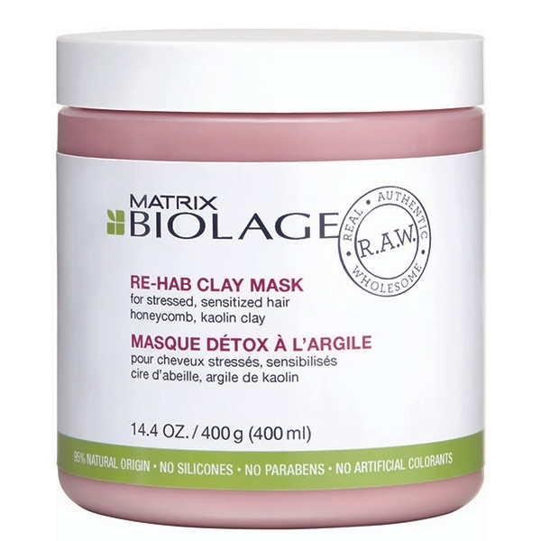 Matrix Raw Re-Hab Mask 400ml