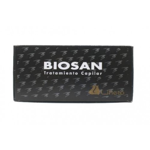 Caja Biosan Anticaida 8 ampollas 10ml Liheto