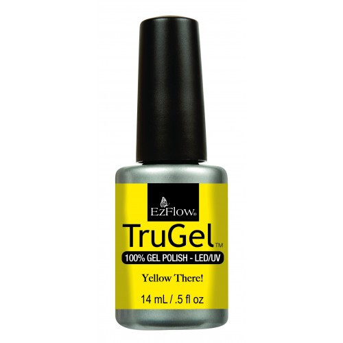 Esmaltado semipermanente 14ml EzFlow TruGel Yellow There