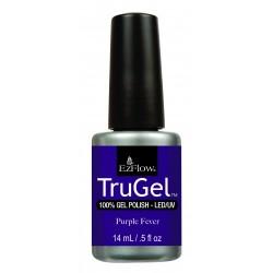 Esmaltado semipermanente 14ml EzFlow TruGel Purple Fever