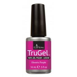 Esmaltado semipermanente 14ml EzFlow TruGel Electric Purple