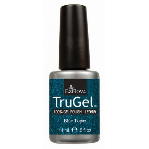 Esmaltado semipermanente 14ml EzFlow Trugel Blue Topaz