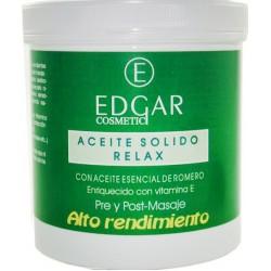 Aceite Solido Relax para masaje 1000ml Edgar