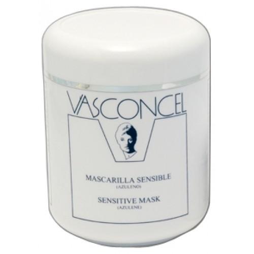 Mascarilla Cutis Sensible Azuleno 500ml Vasconcel