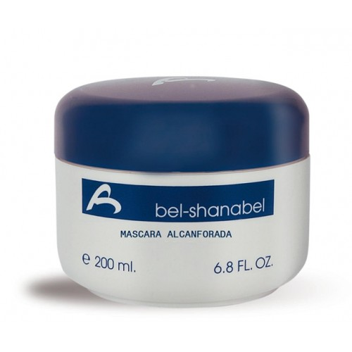 Mascara Alcanforada 200ml Bel Shanabel
