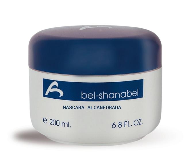 Mascara Alcanforada 200ml Bel Shanabel