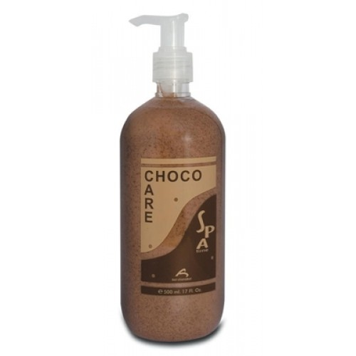 Peeling Corporal Choco Care 500ml Bel Shanabel
