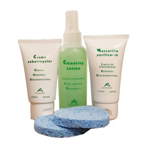 Pack tratamiento Anti acne Bel Shanabel