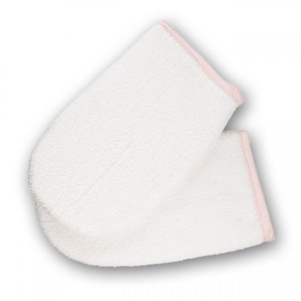 Par Manopla rizo algodon para Parafina