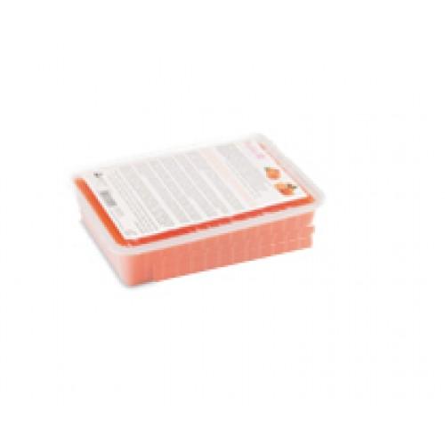 Parafina Naranja y Melocoton 500gr Eurostil