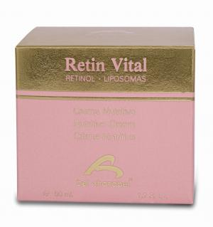 Crema Nutritiva Retin Vital 50ml Bel Shanabel