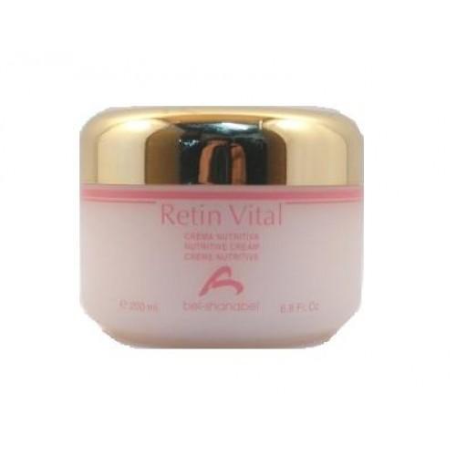 Crema Nutritiva Retin Vital 200ml Bel Shanabel