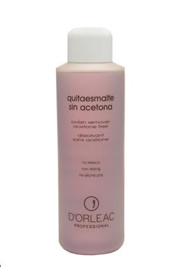 Quitaesmalte 1000ml Dorleac sin acetona