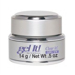 Gel Led/Uv Clear 0,5oz EzFlow