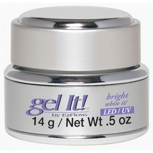 Gel Led/Uv Bright White 0,5oz EzFlow