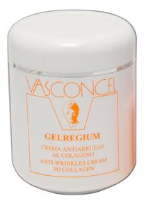 Crema Gelregium Antiedad 500ml Vasconcel