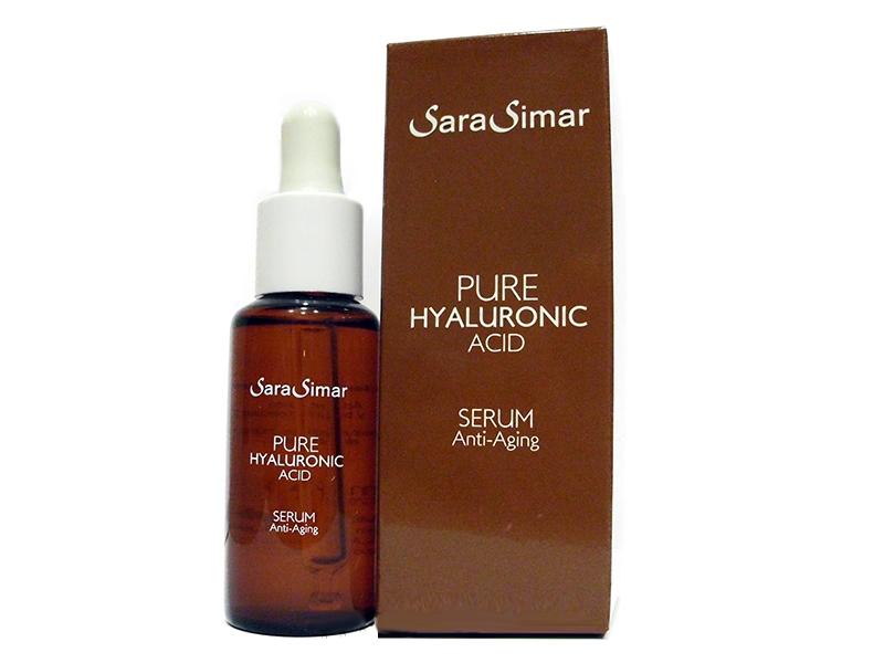 Serum Pure Hyaluronic Acid  30ml Sara Simar