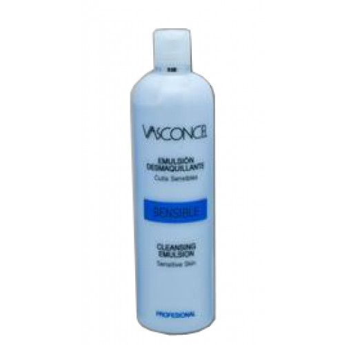 Leche cutis Sensibles 500ml Vasconcel