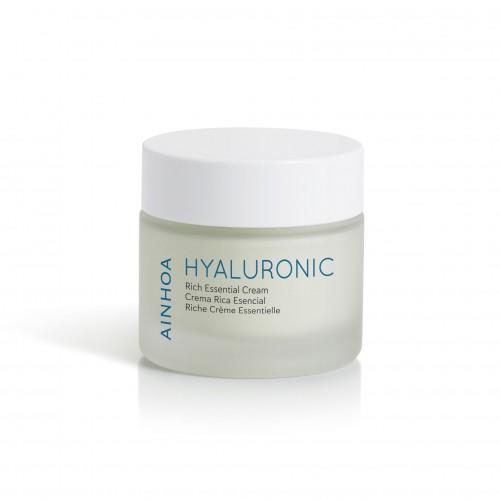 Crema Rica Esencial Hyaluronic 50ml Ainhoa
