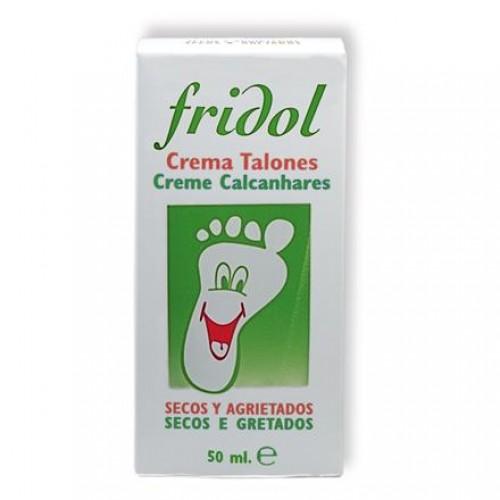 Crema Talones Secos y agrietados Fridol 50ml