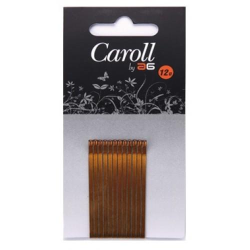 Carton 12 Clips Rubios Caroll Asuer