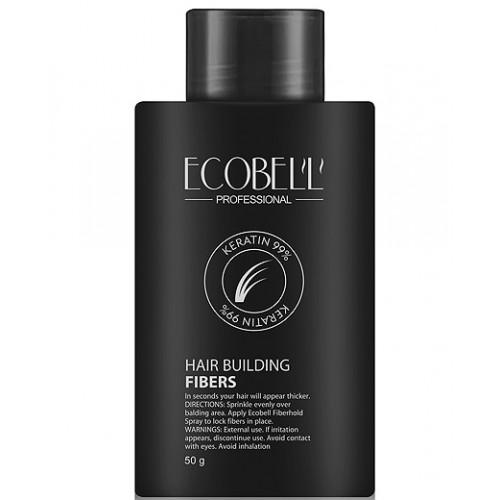 Fibras capilares Ecobell 50gr Light Brown(Producto descatalogado)