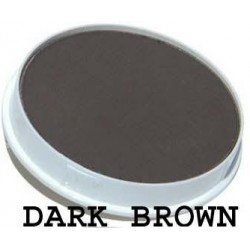 Maquillaje capilar Ecobell Dark Brown 25gr Topical Shader