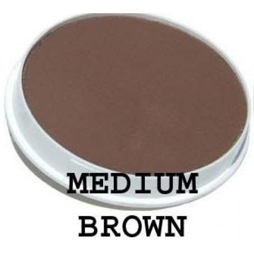 Maquillaje capilar Ecobell Medium Brown 25gr Topical Shader