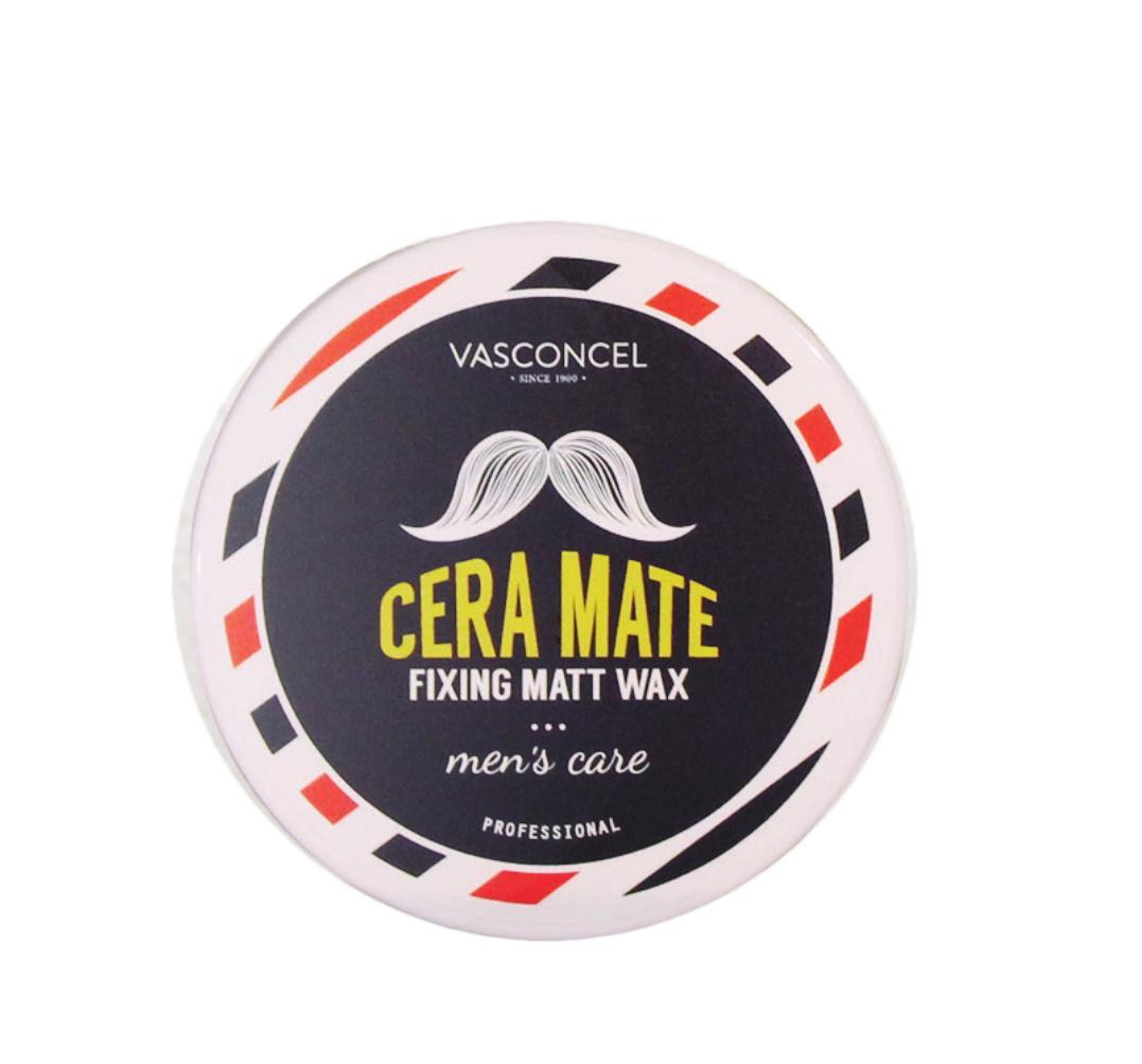 Cera Mate flexible Man 100ml Vasconcel