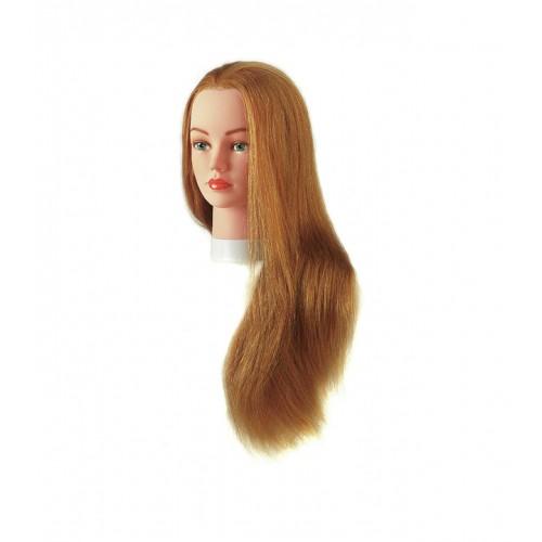 Maniqui pelo natural Julie 55-60cm Rubia Sibel