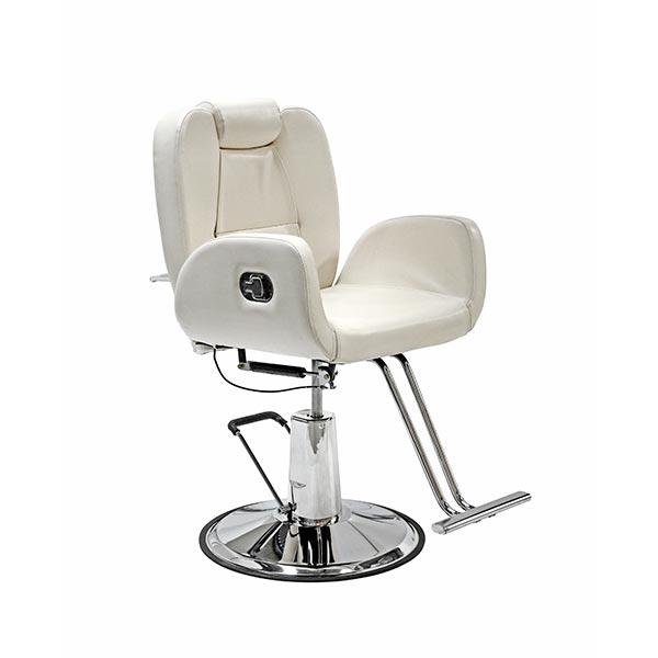 Sillon hidraulico Estetica Blanco reclinable BiFull