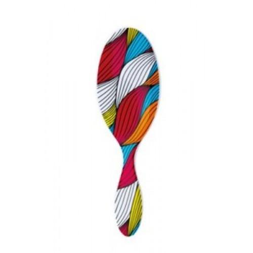 Cepillo Desenredar Colores Oval Asuer