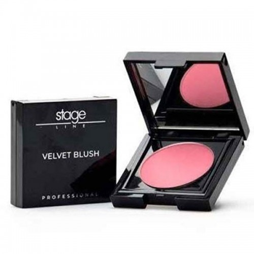Colorete Velvet Blush Plus 01 Pink 3gr. Stage Line