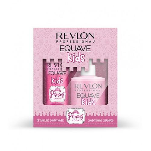 Pack Equave Princess Revlon