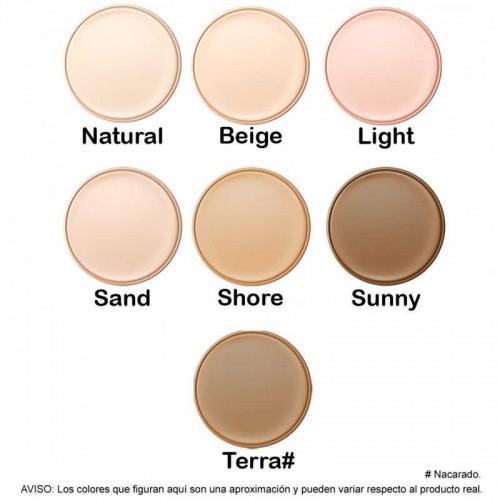 Compact Make Up Godet Polvo Sand Stage Line